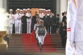 Lễ di quan nguyên Chủ tịch nước, Đại tướng Lê Đức Anh về nơi an nghỉ cuối cùng