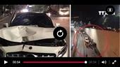 Khởi tố vụ ô tô đâm 2 người tử vong ở hầm Kim Liên, Hà Nội