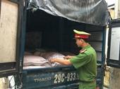 Phát hiện, thu giữ 2 tấn tiền chất thuốc nổ tại Thanh Hóa