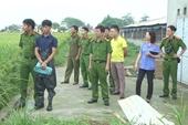 Bắt đối tượng 11 lần đột nhập vào trang trại trộm cắp 1 400 con gà