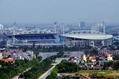 Công bố quyết định thanh tra toàn diện Khu Liên hợp thể thao quốc gia
