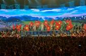 Điện Biên - điểm hẹn hòa bình chào mừng kỷ niệm 65 năm chiến thắng Điện Biên Phủ