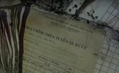 Kho chứa hồ sơ liên quan hoạt động xe buýt ở TP HCM cháy bí ẩn