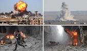 Chảo lửa Ildib cháy rực, Syria dội bão hỏa lực vào cứ điểm khủng bố