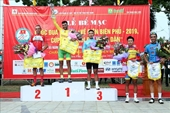 Yedi Misamad giành giải Áo Vàng tại cuộc đua xe đạp Về Điện Biên Phủ 2019