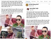 NÓNG Đã tìm ra người tung tin bắt Thiếu úy Công an liên quan vụ sát hại nữ sinh giao gà