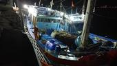 Cứu nạn thành công 16 ngư dân của 2 tàu cá ở Quảng Nam