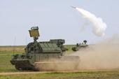 """Căn cứ Hmeymim lại bị dội lửa, Nga khoe dùng """"hàng độc"""" để đánh chặn"""