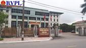 Tạm đình chỉ công tác 1 cán bộ trường Chính trị Trần Phú xuyên tạc sự thật
