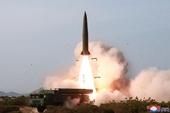 Mỹ tuyên bố Triều Tiên vừa bắn tên lửa đạn đạo
