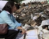 Đề nghị công an điều tra vụ cháy kho hồ sơ trợ giá xe buýt ở TP HCM