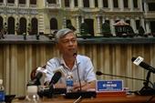 Thiếu tướng Ngô Minh Châu làm Phó Chủ tịch UBND TP Hồ Chí Minh