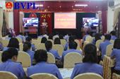VKSND tỉnh Nghệ An phối hợp với Đại học Kiểm sát Hà Nội bồi dưỡng kỹ năng nghiệp vụ chuyên sâu