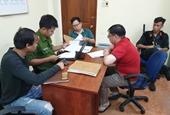 Cán bộ Ban Tuyên giáo Tỉnh ủy bị bắt vì đánh bạc
