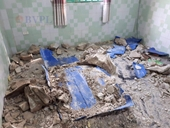 Mở rộng khám nghiệm hiện trường vụ hai thi thể bị đổ bê tông bên trong thùng nhựa