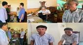 Bắt tạm giam hàng loạt cán bộ tham nhũng đất đai ở Thanh Hóa