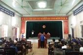 VKSND thành phố Vinh phối hợp với Tòa án xét xử lưu động 4 vụ án hình sự