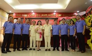Công bố và trao Quyết định bổ nhiệm các chức vụ thuộc VKSND Cấp cao tại TP HCM