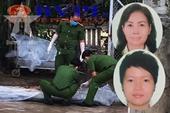 Vụ xác người trong thùng nhựa đổ bê tông Lộ diện thêm hai người phụ nữ bí ẩn
