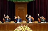 Bế mạc Hội nghị lần thứ 10 Ban Chấp hành Trung ương Đảng Cộng sản Việt Nam khóa XII