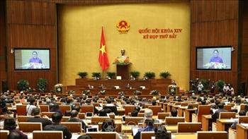 Kỳ họp thứ 7, Quốc hội dành nhiều thời gian cho công tác lập pháp