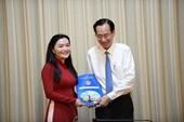 TP Hồ Chí Minh có nữ Phó giám đốc Sở 35 tuổi