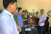 Vi phạm trong quản lý đất đai, nhiều cán bộ ở Thanh Hóa bị khởi tố