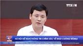 Hà Nội đề nghị thông tin chính xác về Nhật Cường