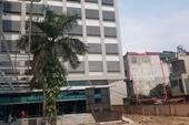 """Công trình Bệnh viện đa khoa Nông nghiệp gây lún, nứt nhà dân Chủ đầu tư """"đá"""" trách nhiệm bồi thường"""