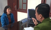 """Nữ phóng viên tống tiền 70 000 USD bị đề nghị truy tố tội """"Cưỡng đoạt tài sản"""""""