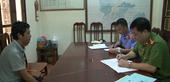 Bắt một ông trùm ở Lóng Luông bị truy nã đặc biệt