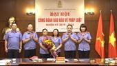 Đại hội Công đoàn Báo Bảo vệ pháp luật nhiệm kỳ 2019-2024