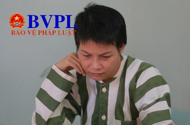 Đối tượng Nguyễn Ngọc Tâm Huyên.