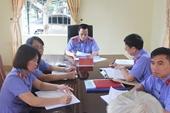 VKSND tỉnh Nghệ An đối thoại với công dân giải quyết khiếu nại, tố cáo