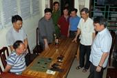 Bắt ông trùm mang theo súng vận chuyển 10 bánh heroin từ Sơn La vào TP HCM