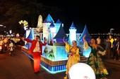 Lễ hội Carnaval đường phố DIFF 2019 - bữa tiệc của những sắc màu và vũ điệu