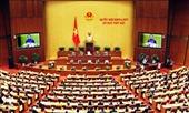 Quốc hội thảo luận việc quản lý, sử dụng đất đai tại đô thị