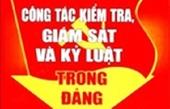 Vi phạm nguyên tắc của Đảng, Chủ nhiệm UBKT Huyện ủy Cư Jút bị kỷ luật