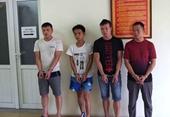 Truy tố nhóm đối tượng người Trung Quốc nhập cảnh trái phép trộm cắp tiền tỷ