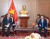 Đẩy mạnh hợp tác giữa VKSND tối cao Việt Nam và Tổng Viện kiểm sát Liên bang Nga