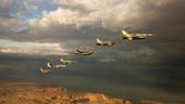 Phớt lờ Nga, Israel dội bão hỏa lực, san phẳng trận địa phòng không của Syria