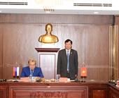 Tọa đàm giữa VKSND tối cao Việt Nam và Tổng Viện kiểm sát Liên bang Nga về tương trợ tư pháp hình sự