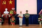 Công an tỉnh Bình Phước có tân Giám đốc