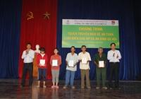Công ty truyền tải điện 4 tổ chức chương trình tuyên truyền bảo vệ an toàn lưới điện cao áp cho người dân