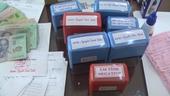 Triệt xóa đường dây làm giả giấy tờ của bệnh viện Bạch Mai