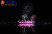 Trận địa pháo hoa đã sẵn sàng cho đêm khai mạc rực sáng trên bầu trời Đà Nẵng