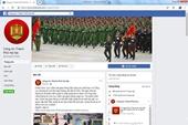 Từ 17 6, Công an TP Hà Nội tiếp nhận thông tin về an ninh, trật tự qua Facebook
