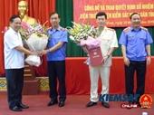 Bổ nhiệm Viện trưởng Viện kiểm sát nhân dân tỉnh Hòa Bình