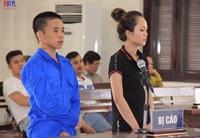 Cặp đôi buôn hàng trắng lãnh án 29 năm tù giam