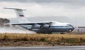 Nga điều động 2 máy bay vận tải khổng lồ chuyển vũ khí mới đến Syria